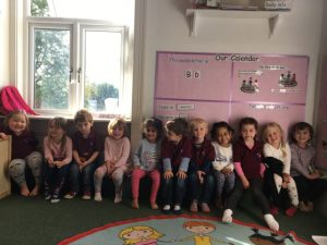 Circus Day Nursery children